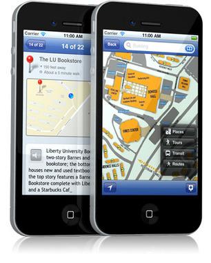Blackboard Mobile Central  Augmented Reality  Features   Blackboard Nine   Scoop.it