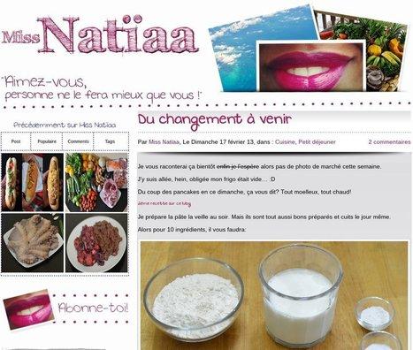 pancakes miss natiaa et set de table waxindeco | Wax 'n Deco ... | WaxinDeco | Scoop.it