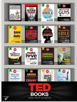 TED Books App is Now Available for iPad for Free ~ Educational Technology and Mobile Learning | Wiki_Universe | Scoop.it