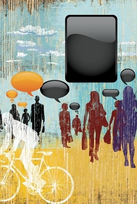 Les réseaux sociaux au service des marques | La veille de Cybélo | Scoop.it