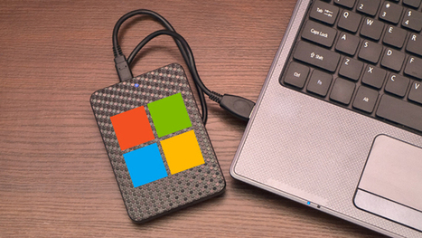 How to Run a Portable Version of Windows from a USB Drive | François MAGNAN  Formateur Consultant | Scoop.it