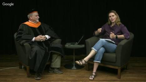 World First: University of Michigan's Dr. Chuck Holds a Graduation Ceremony for MOOC Students - Class Central's MOOC Report   Educational technology, MOOCs   Scoop.it