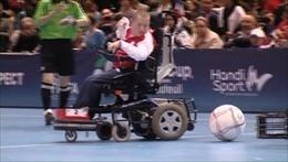Coupe du monde de foot en fauteuil électrique 2011 | Le groupe EDF | Scoop.it