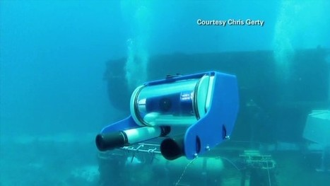 Your personal $849 underwater 'drone' | Innovation in Oceanography | Scoop.it
