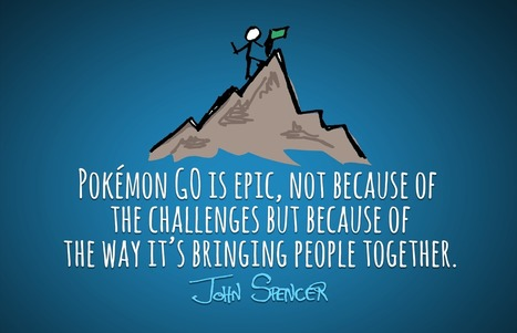 Nine Things Schools Can Learn from Pokémon GO – John Spencer | iPads, MakerEd and More  in Education | Scoop.it