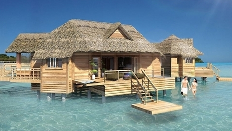 Over-Water Suites and the Carribean's Largest Pool Among Sandals Upgrades | Beach Maniac | Scoop.it