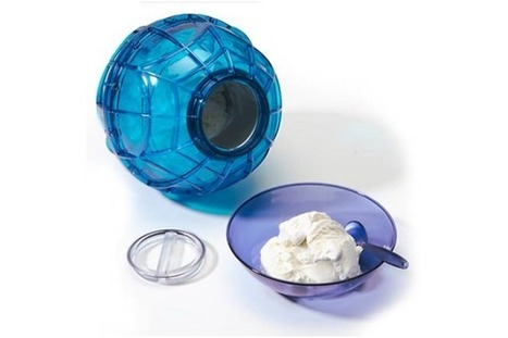 Ice Cream Ball | Technology, Gadgets & Gizmos | Scoop.it