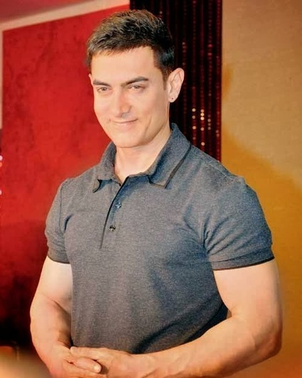 Aamir Khan was too busy to celebrate Eid with family! ~ Bollywood Globe | Bollywood News | Scoop.it