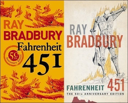 Book Review: Fahrenheit 451 by Ray Bradbury | Fahrenheit 451 | Scoop.it