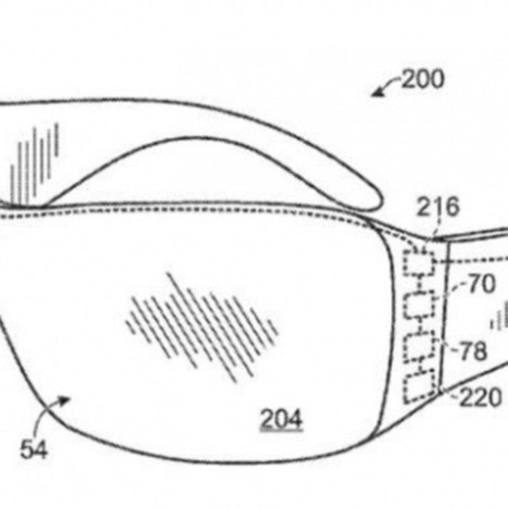 Microsoft Files Patent for Augmented Reality Gaming Glasses | Daily Magazine | Scoop.it