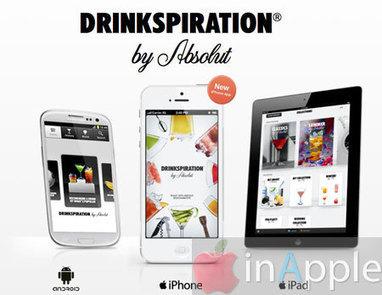 Chiosco Ancora: Drinkspiration, la nuova app iOS per creare cocktail - inApple | cocktail | Scoop.it