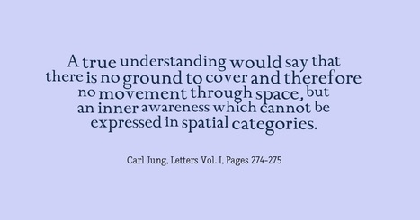 Some Carl Jung Quotations [L] | Carl Jung Depth Psychology | Scoop.it
