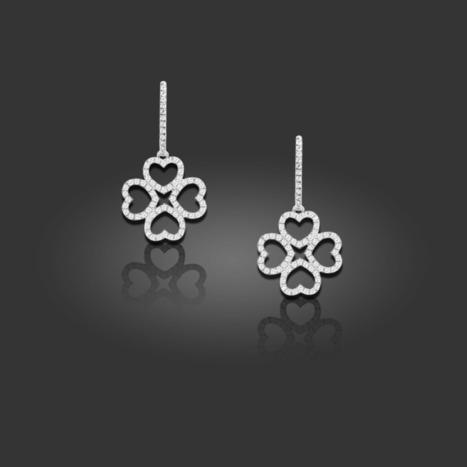 Diamond Earrings for Women   Jewellery   Scoop.it