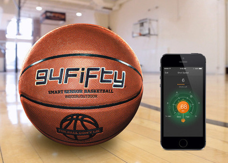 Got game? This sensor-equipped basketball will be the judge of that | Macworld | 94Fifty Articles in the Press | Scoop.it