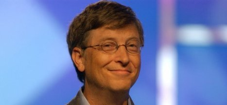 This 10 Minute TED Talk by Bill Gates Will Teach You Everything You Need to Know About Presenting | Growing To Be A Better Communicator | Scoop.it