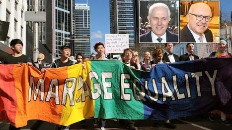 PM dumps gay marriage pledge | Gay News | Scoop.it