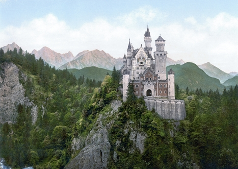 Cloned by Disney: 10 Replica Buildings | Get Your Geek On | Scoop.it