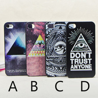 Triangle Eye Harajuku Punk Iphone 4/4s Cases - Creative Iphone Cases - Iphone Accessories | Design | Scoop.it