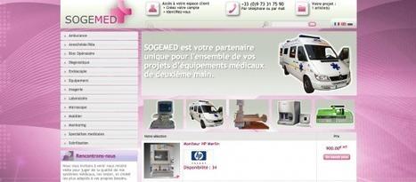 [Santé 2.0] Sogemed lève 1,5 million d'euros - FrenchWeb.fr | Hôpital | Scoop.it