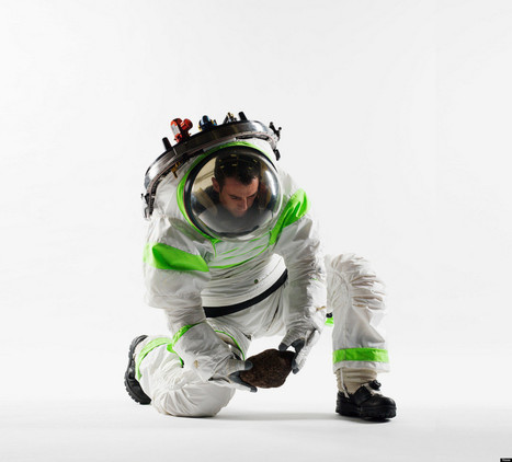Nasa's New Space Suit Looks Exactly Like Buzz Lightyear | leapmind | Scoop.it