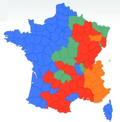 La dispersion du loup dans le grand-est de la France en 2013   Le retour du loup et du lynx en Belgique   Scoop.it