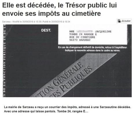 Mon trésor public ! | CGMA Généalogie | Scoop.it