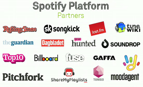 """Digital Music News - """"Today, Spotify Becomes a Music Platform...""""   Music business   Scoop.it"""