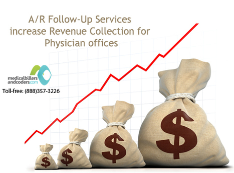 A/R Follow-Up Services Increase Revenue Collection for Physician Offices | Medical Billing Company | Scoop.it