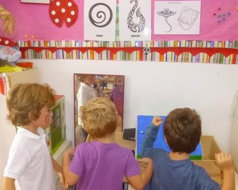 INFANTIL de GRACIA: blog con gran cantidad de recursos organizados con tableros de Symbaloo   Con lápiz y teclas   Scoop.it