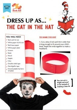 Dressing up resources for World Book Day | Book Aid International | Education | Scoop.it