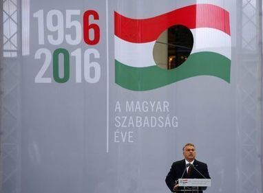 Hungary's Orban rejects 'Sovietization' by Brussels, defends nation state | THE MEGAPHONE | Scoop.it