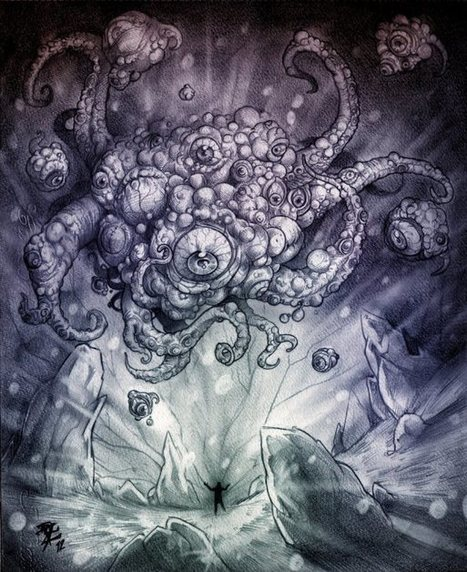 The Dunwich Horror and Understanding the Nature of Yog-Sothoth | Gothic Literature | Scoop.it