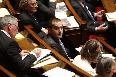 88 députés socialistes menacent de ne pas voter la confiance au ... - Les Échos | Isabelle Bruneau députée | Scoop.it
