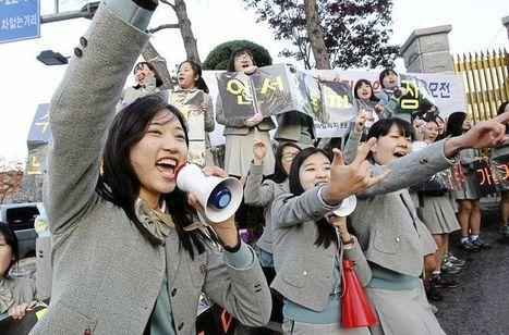 Asian students dominate global exam - Tulsa World | Digital school test | Scoop.it