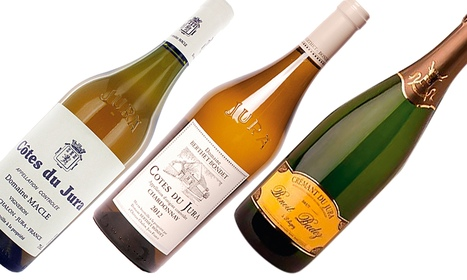 The best wines of the Jura | A Wine for Valentine's Day... | Scoop.it