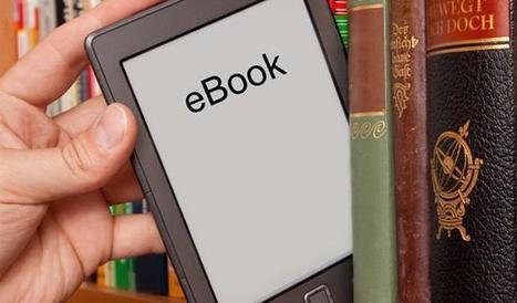 Cinco aplicaciones para leer ebooks en tu tablet│@genbeta | Educacion, ecologia y TIC | Scoop.it