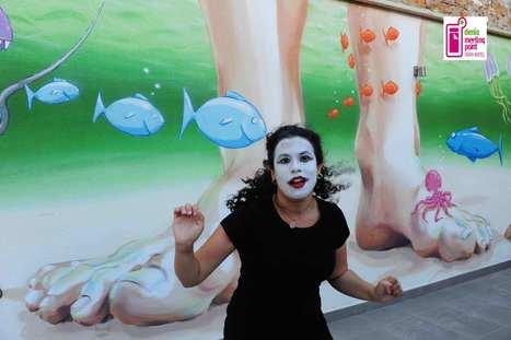 Urbaniz-arte, Art in Dénia. | Facebook | Dénia Meeting Point, el albergue | Scoop.it