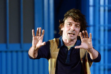 A Strasbourg, Stanislas Nordey en quête d'«oxygène artistique» | Revue de presse théâtre | Scoop.it