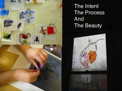 Marla McLean, Atelierista » The Intent, the Process, and the Beauty | Full Day kindergarten | Scoop.it