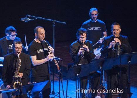 LA VELLA DIXIELAND + ELS VERNETS (Auditori de Vilafranca del Penedès, 18-1-2015) | JAZZ I FOTOGRAFIA | Scoop.it
