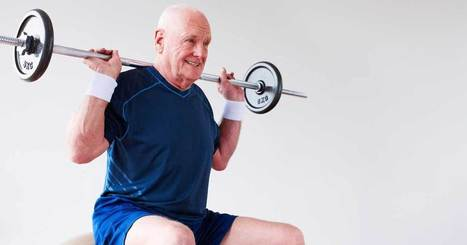 Weight Lifting Benefits and  Exercise Tips | Longevity Strategies | Scoop.it