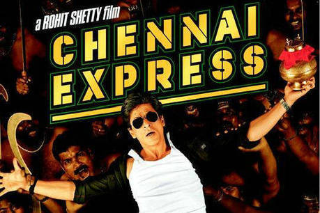 Chennai Express - fastest 100 crore film! - The Times of India | WashingtonMasala | Scoop.it