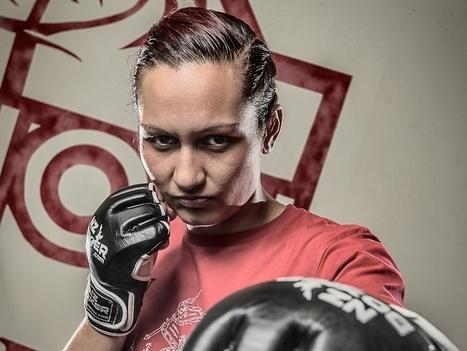 MMA: Kids inspire mum on MMA mission - Sport - NZ Herald News | Societal influences on physical activity | Scoop.it