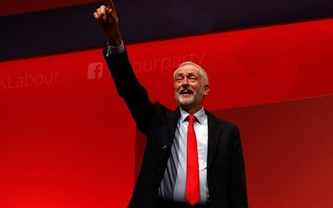 Jeremy Corbyn Re-Elected: Hard Left Kills Off the Labour Party | L'Europe en questions | Scoop.it