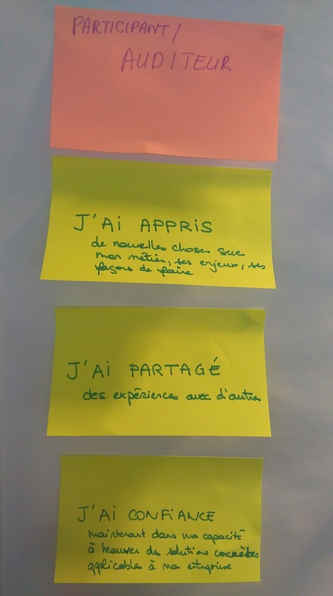 Atelier TELESCOPE : facilitation | Faculty Workshop : monitoring | Scoop.it