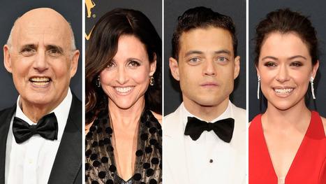Emmy Awards: The Complete Winners List | (Media & Trend) | Scoop.it