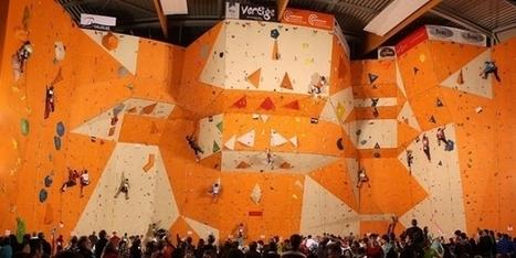 FFME - Escalade - 650 grimpeurs sur la Coupe de France de Noel   ski de randonnée-alpinisme-escalade   Scoop.it