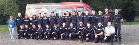 Les jeunes sapeurs-pompiers s'illustrent   Sapeurs-pompiers de France   Scoop.it