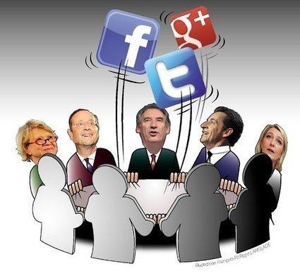 Les politiques tissent leur toile sur les réseaux sociaux pour développer leur e-reputation | Les réseaux sociaux et les hommes politiques | Scoop.it
