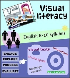 Syllabus bites: Visual literacy - Overview | Australian Curriculum - English | Scoop.it